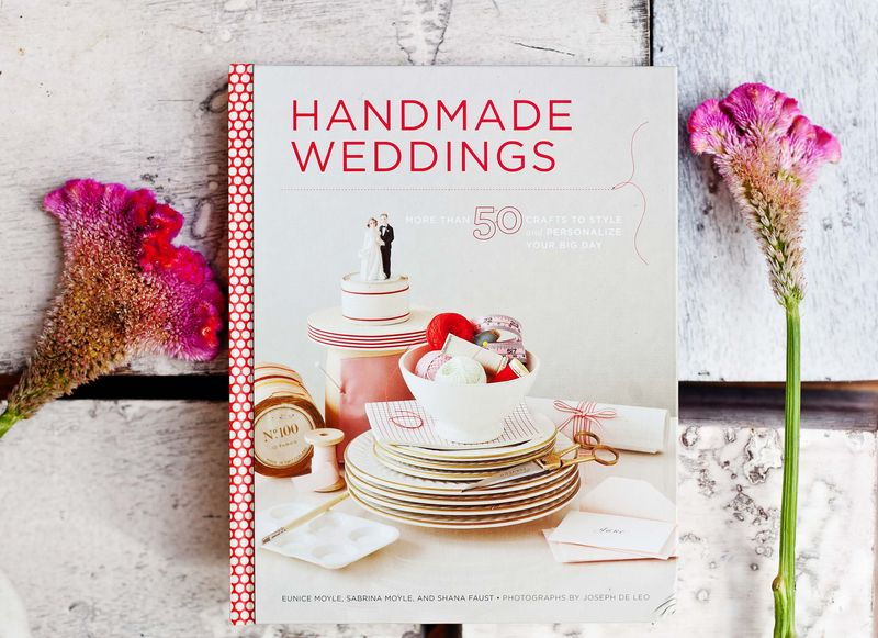 Book club handmade weddings