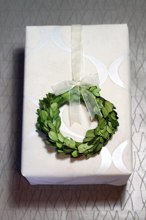 Wreath wrap 1