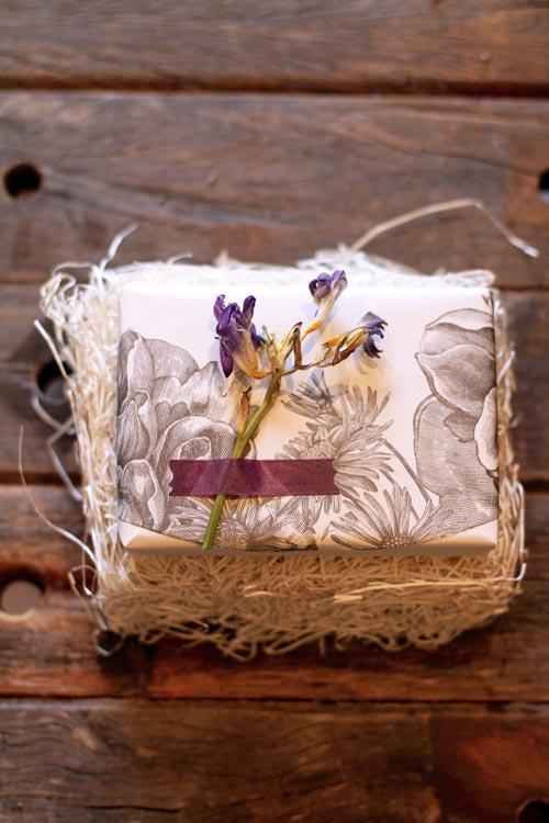 Floral wrap1