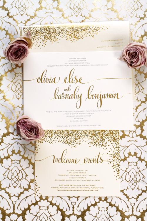 Olivia invite