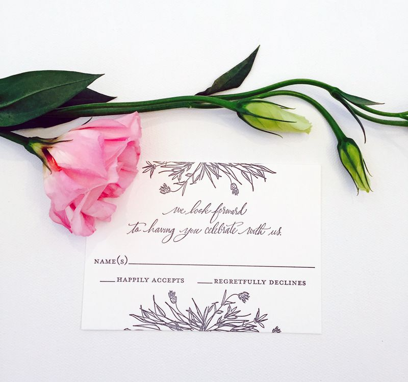 Cordelia response card