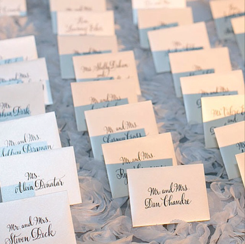 Marissa place cards